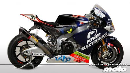 Aprilia ART, ¿prototipo, CRT o Super Superbike?