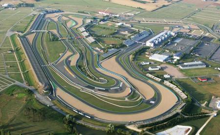 Los tests de jóvenes pilotos se disputarán en Magny Cours la semana después Gran Premio de Italia