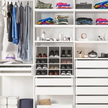 9 errores que nunca hay que cometer al ordenar un armario