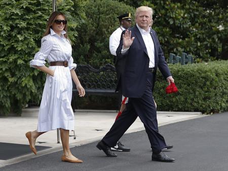 Melania Trump Camisa