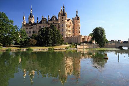 El Castillo de Schwerin
