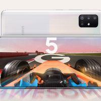 Samsung Galaxy A71 5G y A51 5G: la gama superventas de Samsung cambia de procesador y mejora su batería para dar el salto al 5G
