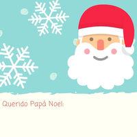 Carta para Papá Noel: siete modelos gratis para imprimir y rellenar