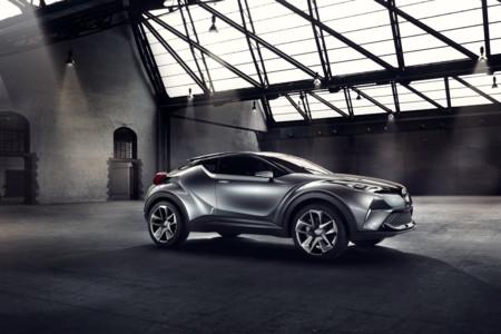 El Toyota C-HR se fabricará en Turquía para Europa