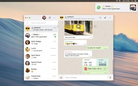 Facebook está probando las llamadas de voz y vídeo de WhatsApp en su cliente para Mac