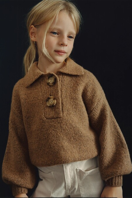 Jerseis Otono 2020 Zara Kids 04