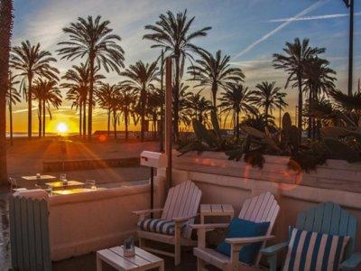 15 terrazas antiestrés para los que se quedan trabajando este verano