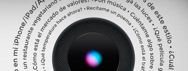 Los 60 mejores comandos para Siri en el HomePod de Apple