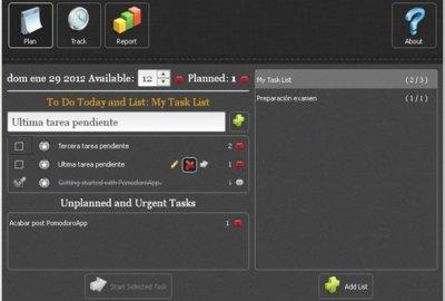 PomodoroApp, todo lo que necesitas para completar tus tareas pendientes