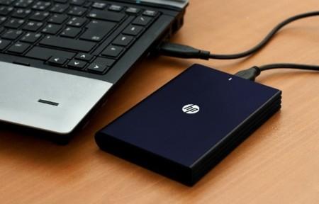 HP p2050 y p2100, discos duros portátiles USB 3.0 de la mano de PNY
