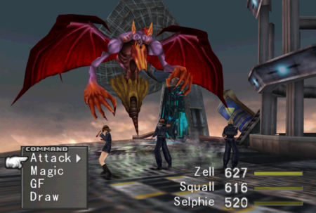 Final Fantasy VIII Steam