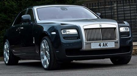 Kahn Design blinda el Rolls-Royce Ghost