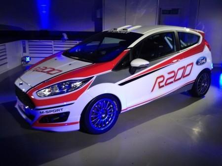 Ford Fiesta R200