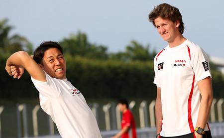 Nissan anuncia sus pilotos para la temporada 2014 con Lucas Ordóñez en el Super GT