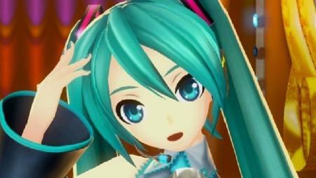 Project Diva f 2nd llegará a PS3 y PS Vita
