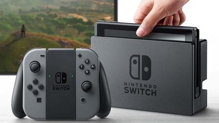 Nintendo Switch, la nueva consola portátil y casera de Nintendo