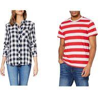 Chollos en tallas sueltas de camisas y camisetas Ralph Lauren, Tommy Hilfiger y Lacoste en Amazon