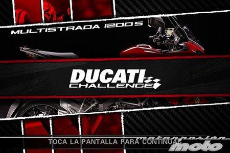 Ducati Challenge, seis Ducatis y muchos circuitos en tus manos