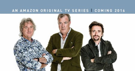Amazon Prime Jeremy Clarkson