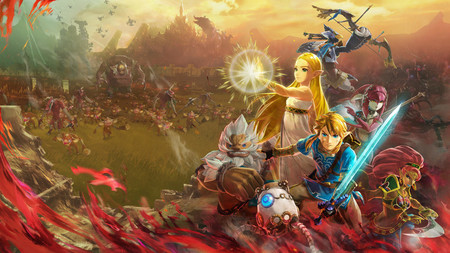 Los mapas Hyrule Warriors: La Era del Cataclismo y Zelda: Breath of the Wild comparados en este vídeo