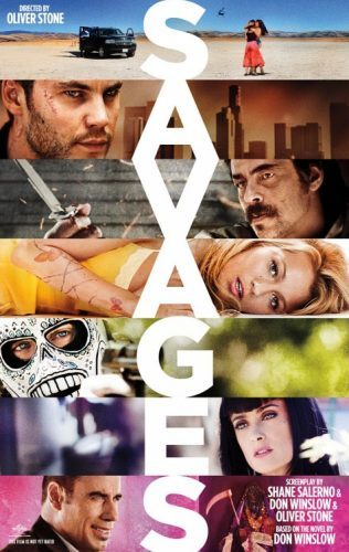 El cartel de Savages