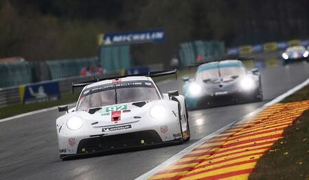 Porsche Spa Wec 2020
