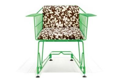 Viejos utensilios que se convierten en muebles de diseño ¡Arriba el reciclaje!