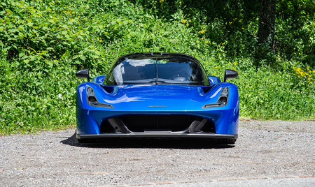 Garage Italia subastará los Ferrari GTC4 Lusso y Abarth 595 Competizione de Lapo Elkann junto a 40 joyas clásicas