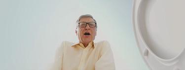 """La última de Bill Gates es """"reinventar el WC"""": inodoros que no requieren instalación y prometen un ahorro millonario"""