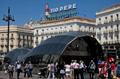 Recorrido básico por el centro de Madrid (Parte 1)