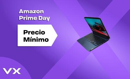 Amazon Prime Day 2021: este portátil de Lenovo es el más vendido y ahora alcanza su precio mínimo histórico
