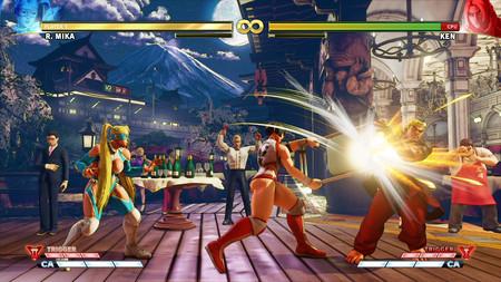 Street Fighter V Arcade Edition Asi Son La Nueva Ui El Modo