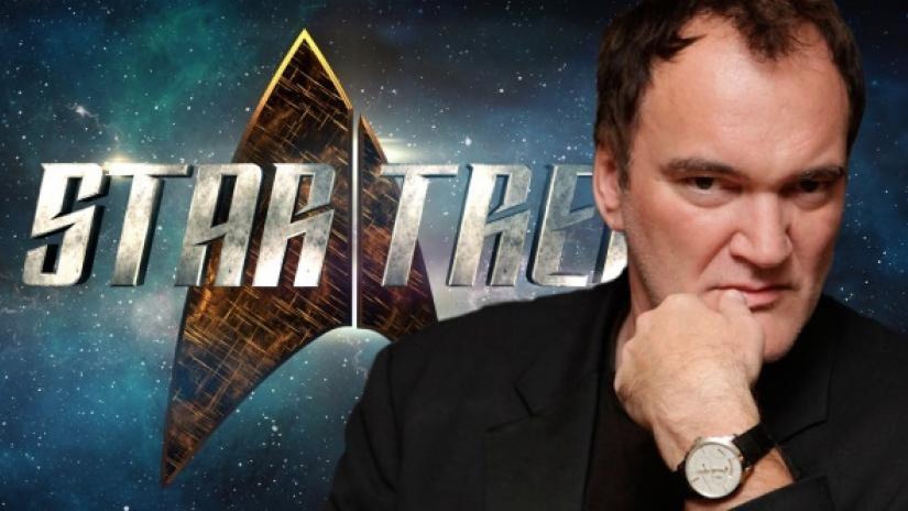 Tarantino confirma que podría retirarse con 'Star Trek' y hacer