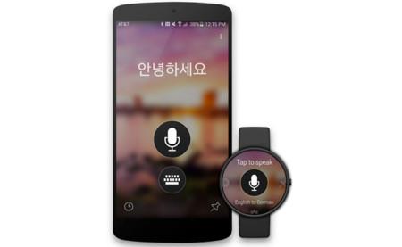 Microsoft Translator llega a Android con 50 idiomas y soporte para Android Wear