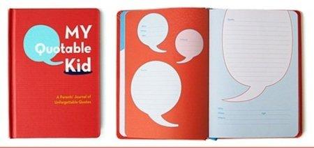 My Quotable Chic, las inolvidables frases de tus peques en un libro