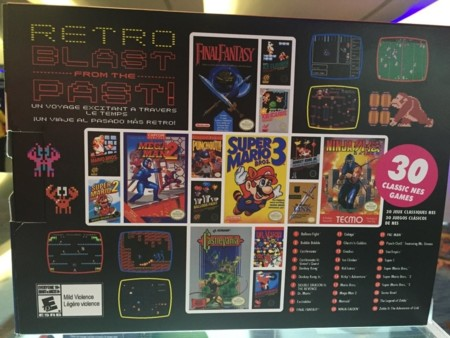 Nintendo vuelve a apelar por la nostalgia en el último tráiler en español de la Mini NES