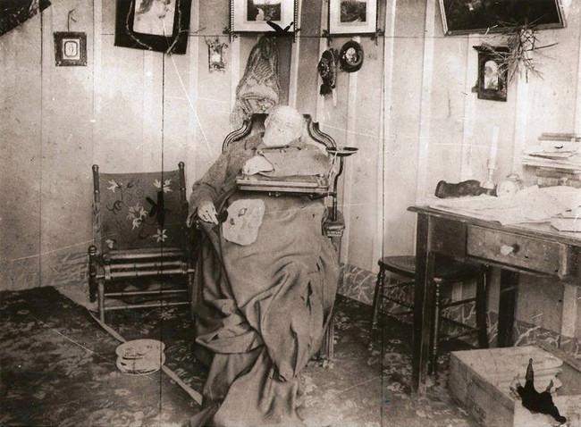 Domingo Faustino Sarmiento Post Mortem Asuncion 1888