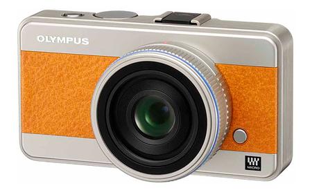 Prototipo de Olympus para su primera cámara Micro Cuatro Tercios