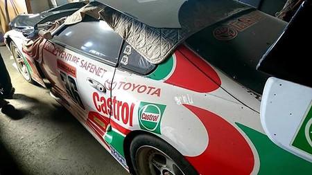 Toyota Supra TOM