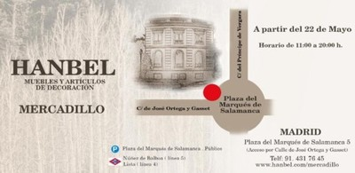 Mercadillo Hanbel-Madrid 2009