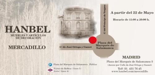 Mercadillo hanbel madrid 2009 - Mercadillos madrid capital ...
