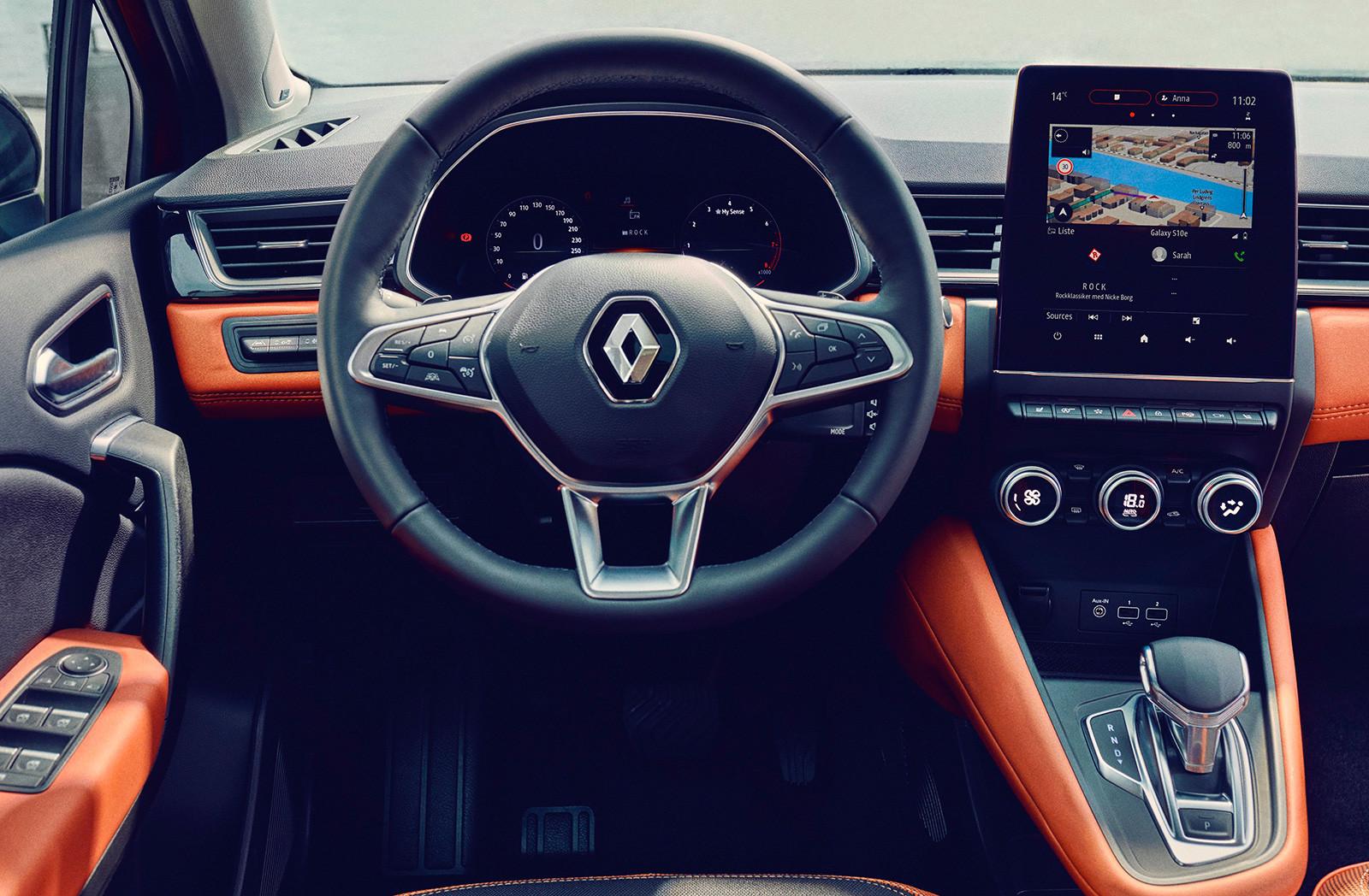 Foto de Renault Captur 2020: primera prueba (6/29)