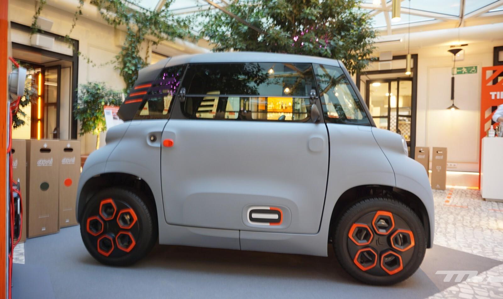 Foto de Citroën Ami 2020 (19/32)