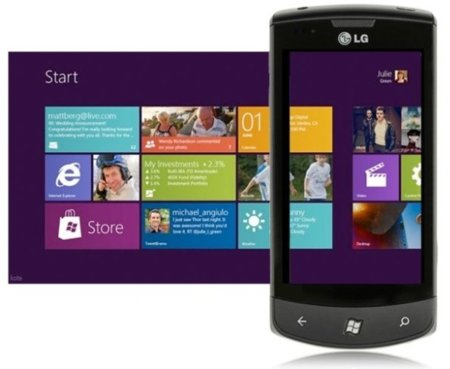 Nvidia cree que las aplicaciones de Windows Phone 7 funcionarán en Windows 8
