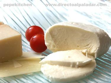 Salsas para servir la pasta con Thermomix. Salsas con queso