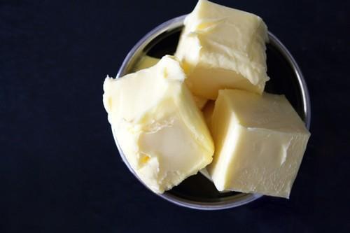 Los países donde hay más mantequilla son los que tienen los ciudadanos más felices