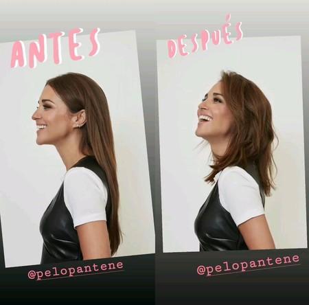 Paula Echevarria Cambio De Look1