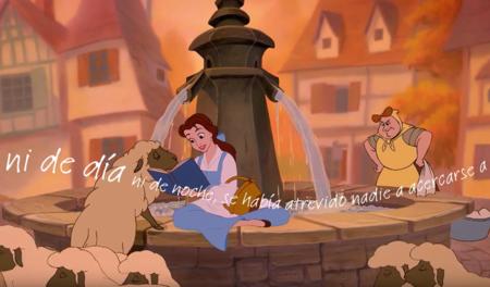 Los personajes de Disney animan a los niños a descubrir la magia de la lectura mediante un emocionante spot