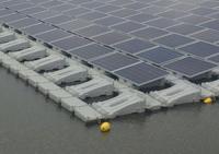 Kyocera va a construir la planta solar más grande sobre el mar