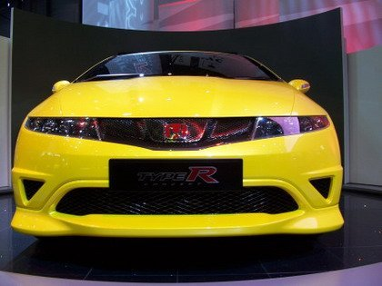 Honda Civic Type-R Concept Ginebra